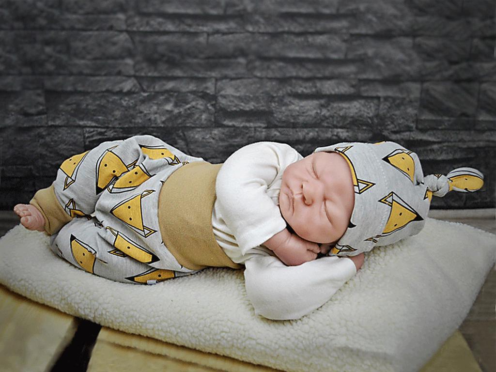 dresowka-foxpattern-baby
